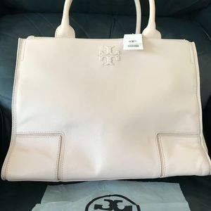 NWT Tony Burch Ella Tote. Gorgeous w/lots of Room!